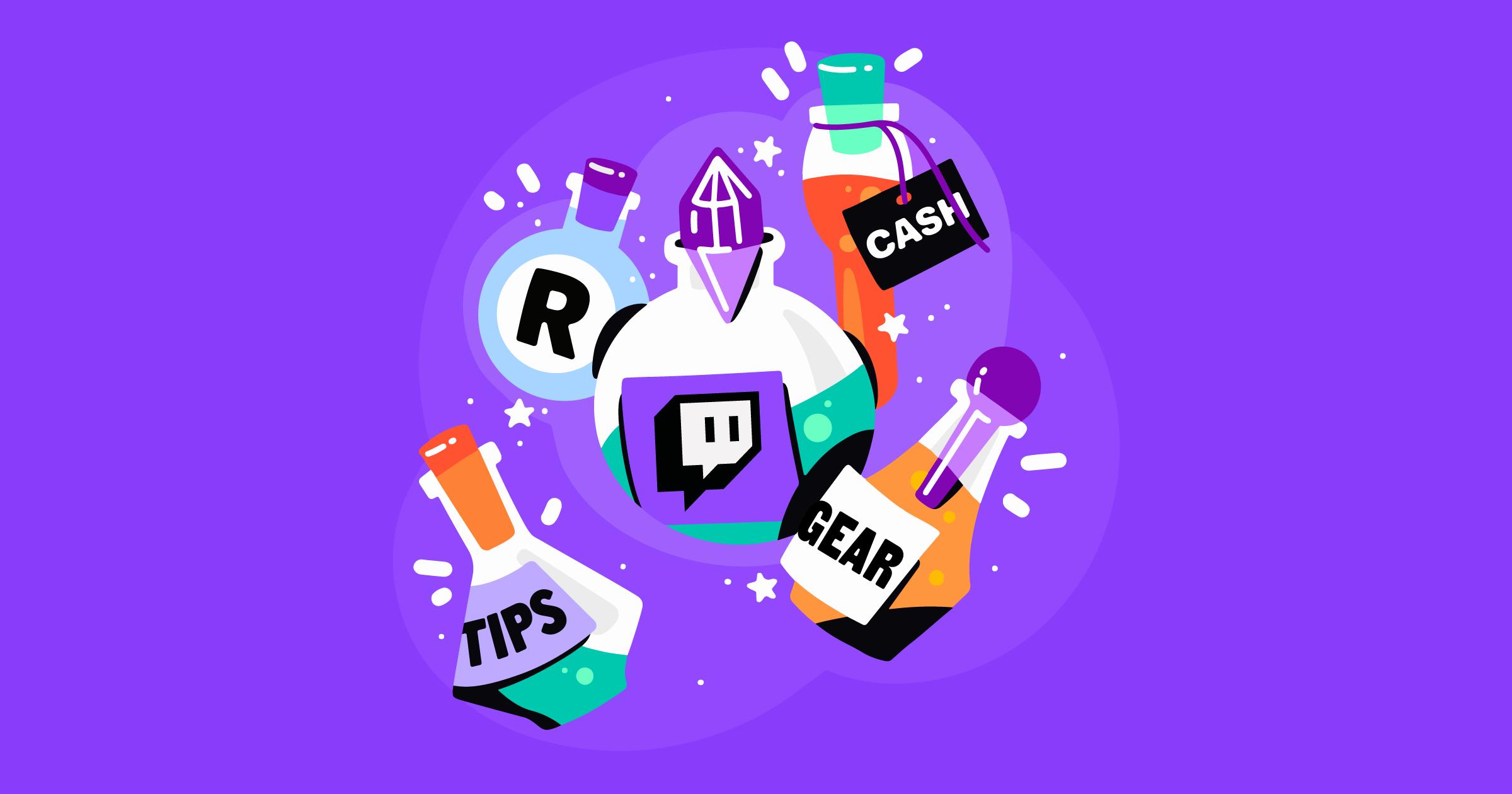 Накрутка зрителей и подписчиков для Twitch бесплатно | Проверка на ботов