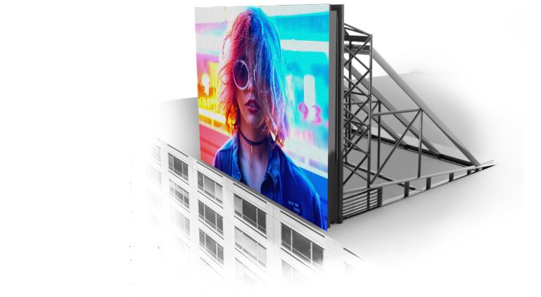 Светодиодные Led экраны для рекламы