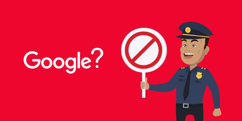 Как не попасть под поисковые санкции Google