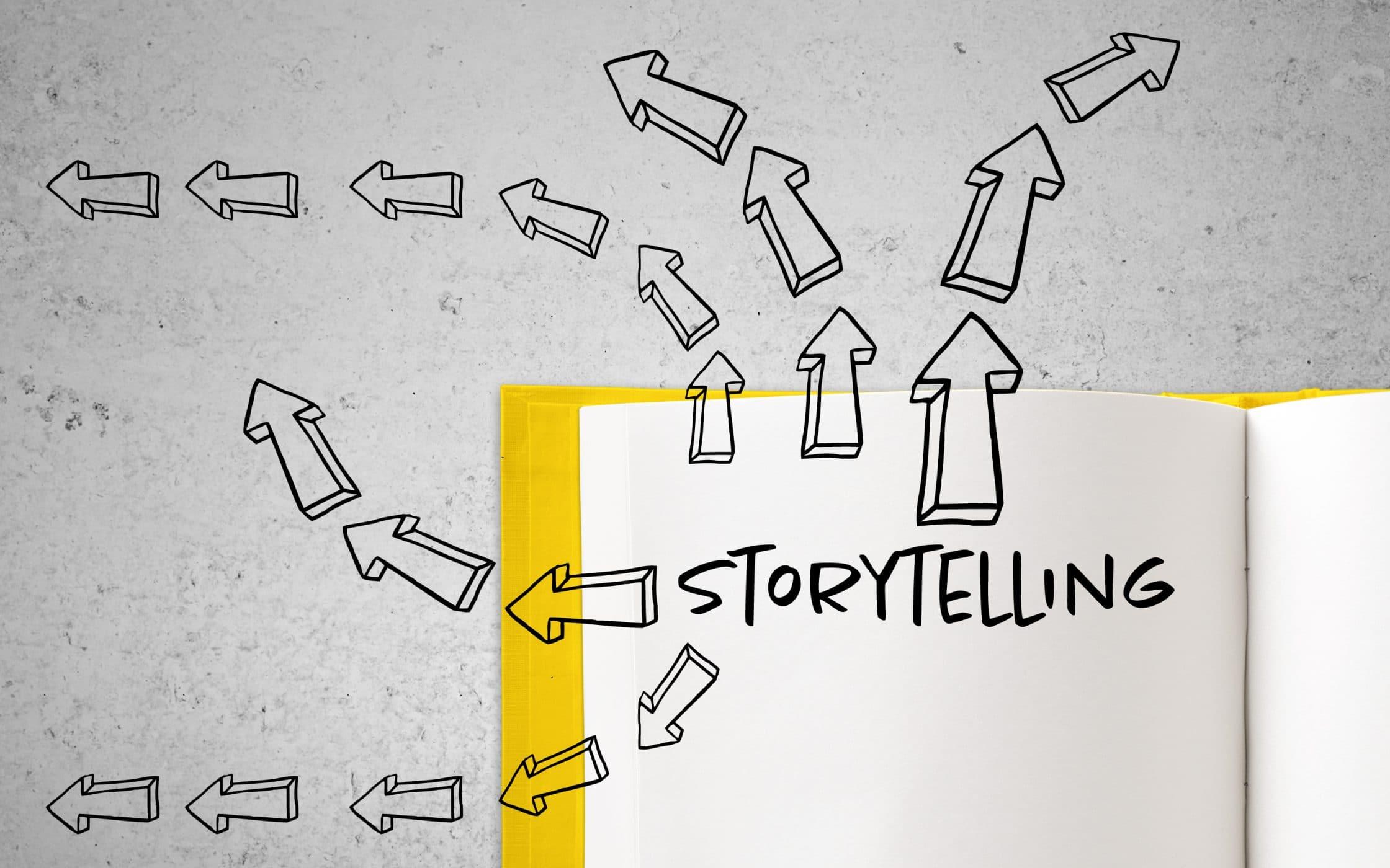 Сторителлинг в маркетинге: как наладить коммуникацию с потребителем