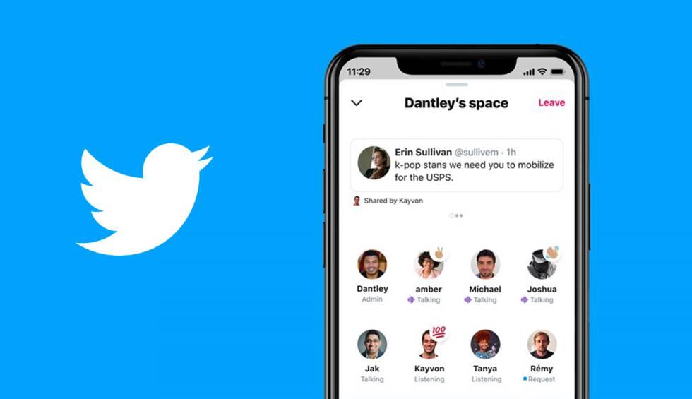 Twitter предоставил доступ к Spaces всем аккаунтам имеющим более 600 подписчиков