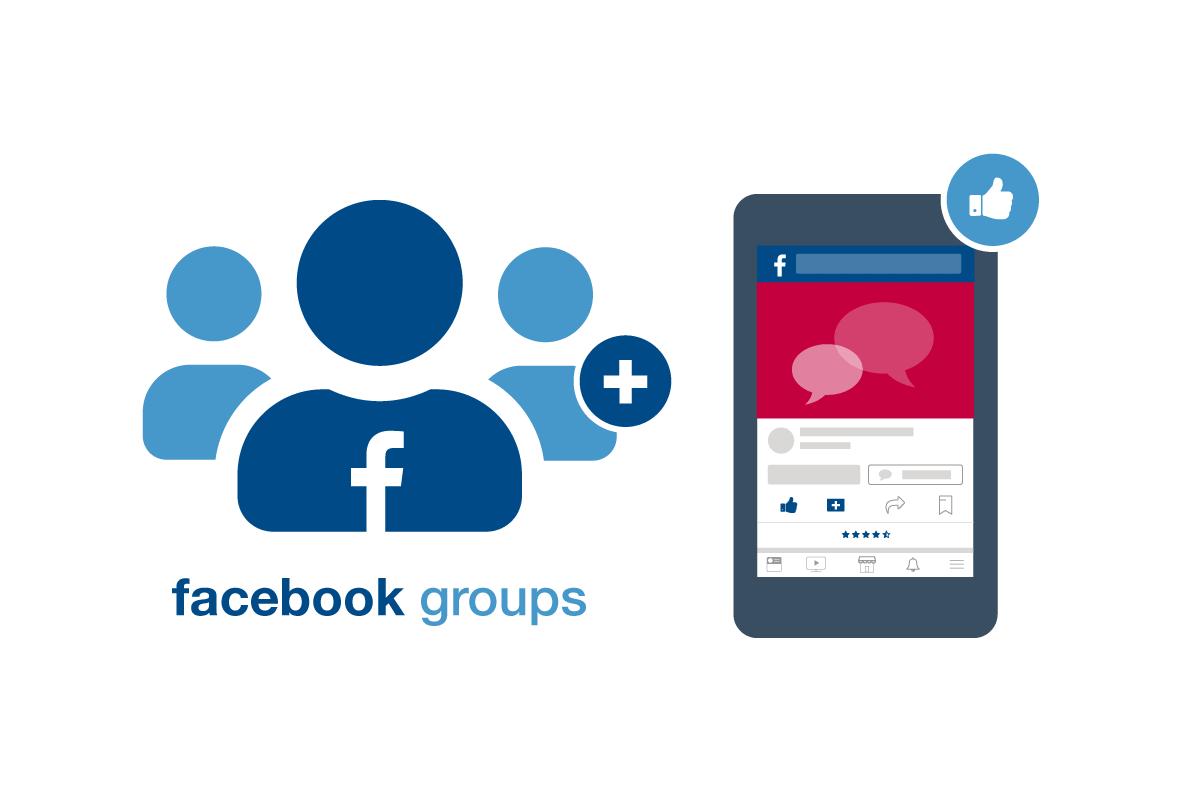Facebook сообщает, что каждый месяц группы посещают почти 2 миллиарда пользователей