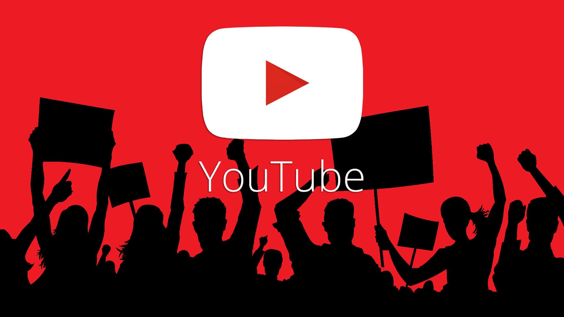 Выручка YouTube в России сравнялась с выручкой соцсетей