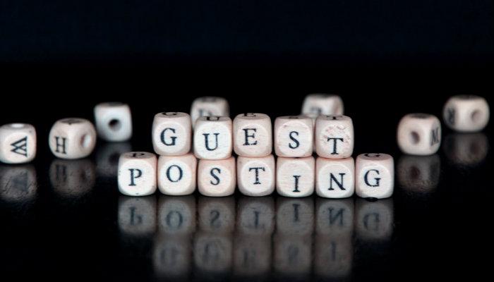 Гостевой постинг остается популярным